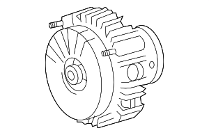 Fan Clutch - Toyota (16210-38071)