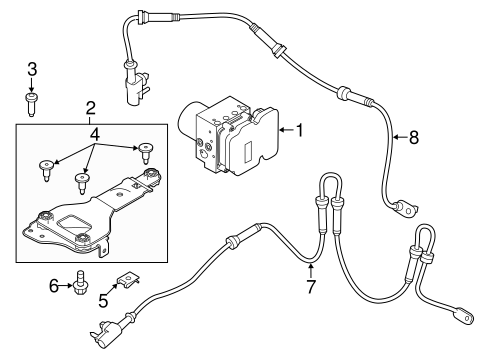 Land Rover Defender 90 Rear Wiring Diagram