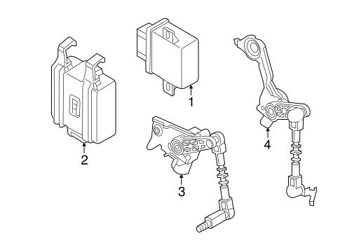 Audi A6 Fuse Box Location