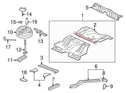 Monte Carlo Floor Pan Car Repair Manuals And Wiring Diagrams