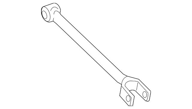 ⭐⭐ OEM INFINITI M35h M37 M56 Q50 Q70 Q70L REAR LOWER TRAILING CONTROL ARM ⭐⭐