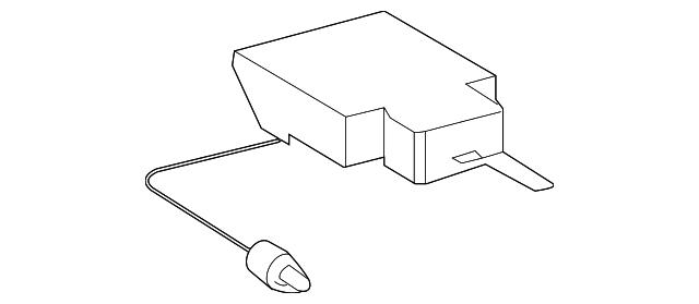 84732-35030 Heater Blower Switch Genuine Toyota