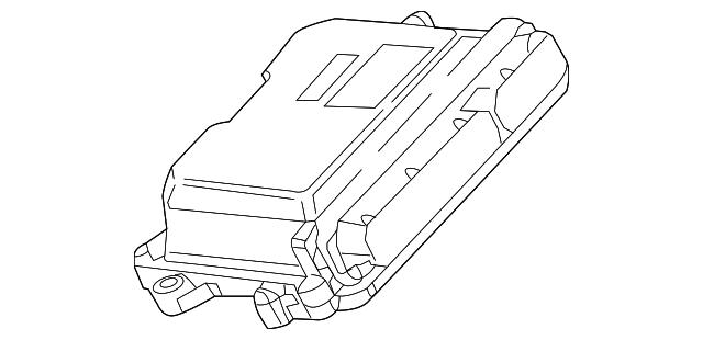 automotive pcm diagram