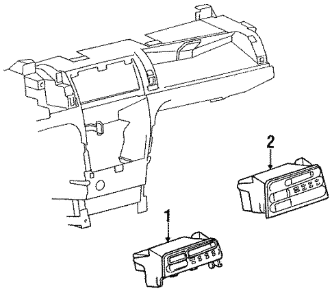 Sound System For 1996 Saturn Sc1