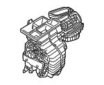 AC & Heater Assembly - Kia (97204-1F000)