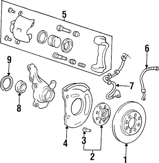 Edelmann 92203 Power Steering Return Line Hose Assembly