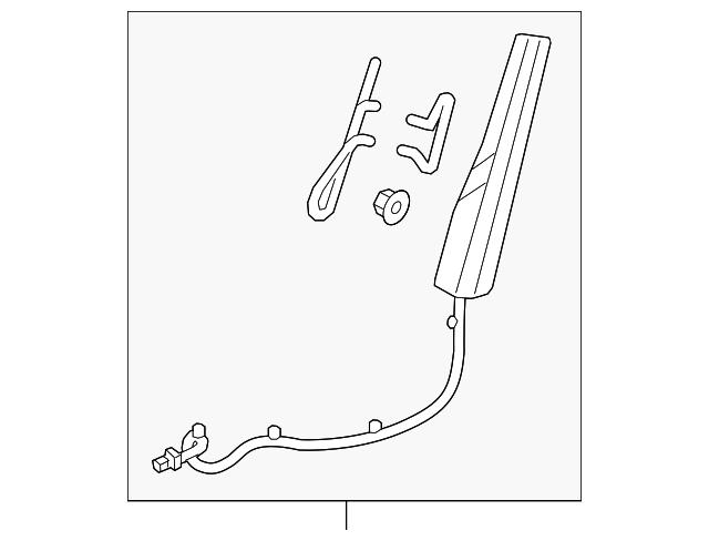 2012 2014 Honda Cr V 5 Door Module Assembly L Side 78055 T0a A81