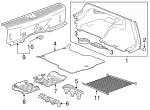 Floor Mat - GM (39063360)