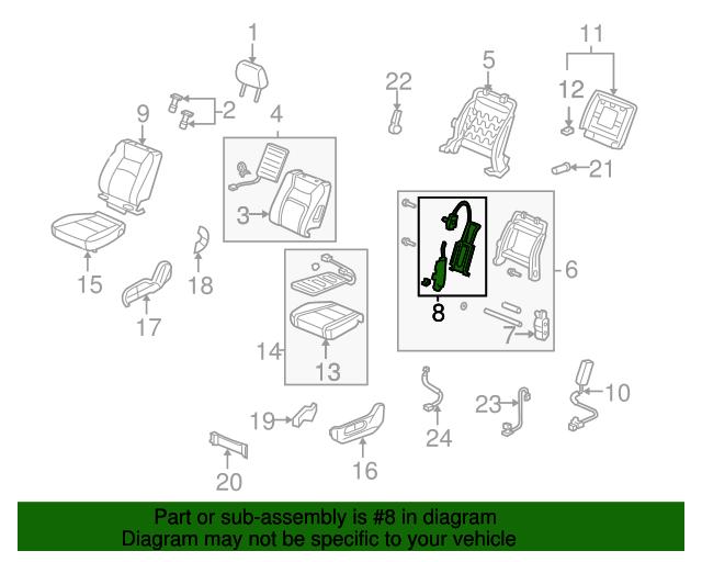 Carlson Quality Brake Parts H2663 Self-Adjusting Repair Kit