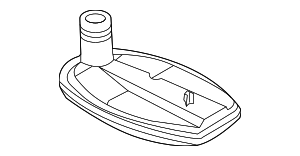 Transmission Oil Filter - Mercedes-Benz (222-277-20-00)