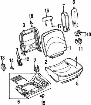Mercury Grand Marquis Parts Diagram - Ekerekizul