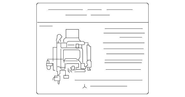vacuum diagram - mercedes-benz (273-221-21-01)