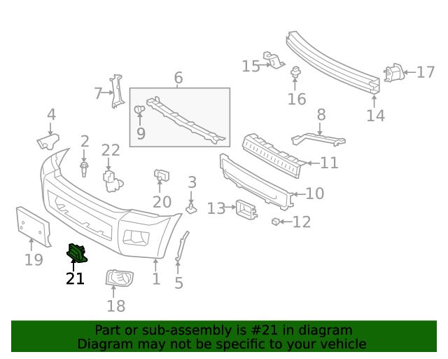 TOYOTA Genuine 71072-08031-B1 Seat Cushion Cover