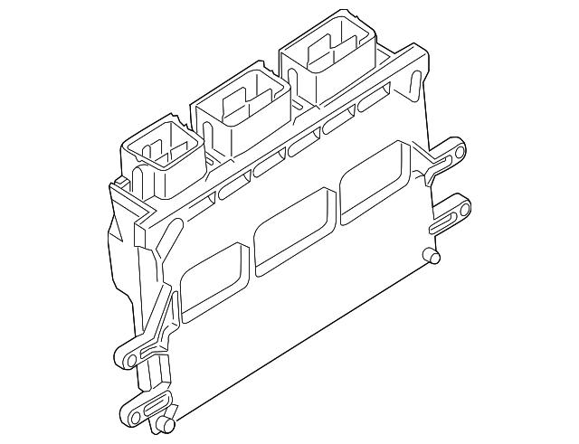 2015 2016 Lincoln Mkz Pcm Fp5z 12a650 Ajb