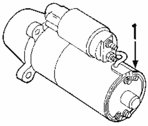 Starter - Ford (F3RZ-11002-ARM)