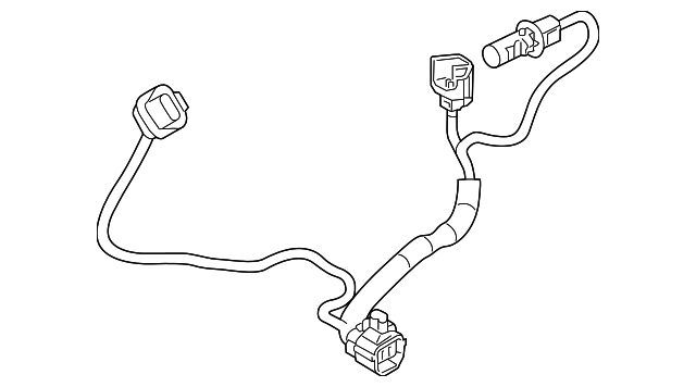 mazda wire harness  bacs