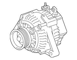 Alternator - Toyota (27060-28290-84)