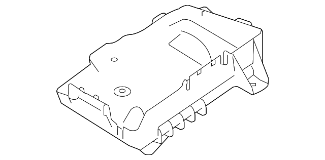 saturn astra engineering diagram battery tray gm  13234223  tascaparts com  battery tray gm  13234223