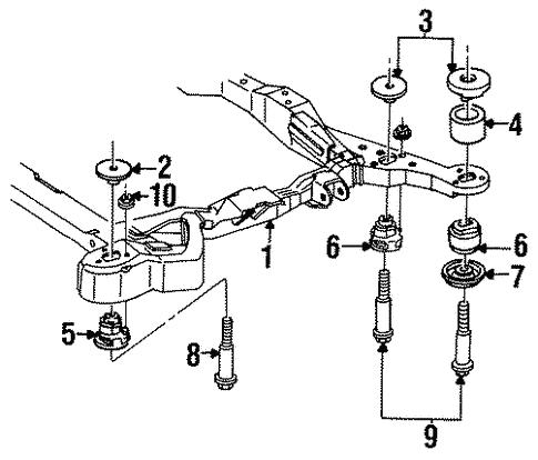 Cadillac Allante Parts
