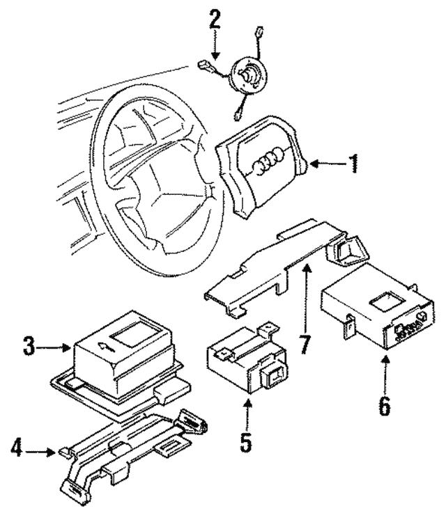 1990 Audi 80 Quattro