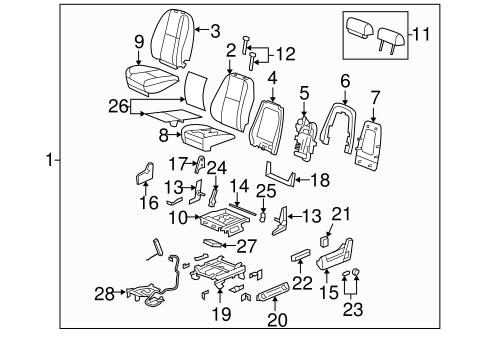 12451497 oem gm adjust switch. Black Bedroom Furniture Sets. Home Design Ideas