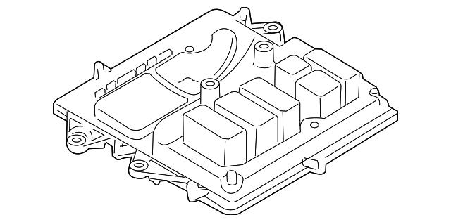 Control Relay Base