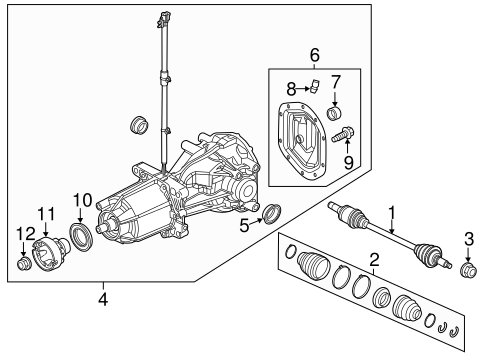 Ford F 150 Front Suspension Parts Diagram as well Ford Intake Manifold Br3z9424s in addition Honda Fit Control Arm Diagram Html moreover Ford Bumper Cover 5r3z17k835aaa also Audi Tt Rear Suspension Diagram. on ford f 150 shock replacement
