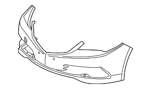Face, Front Bumper (DOT)