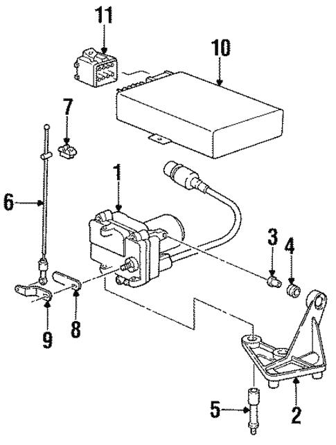 Cruise Control Circuit Diagram