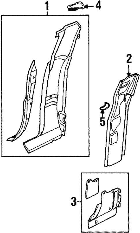 side panel  u0026 components for 2002 dodge ram 2500