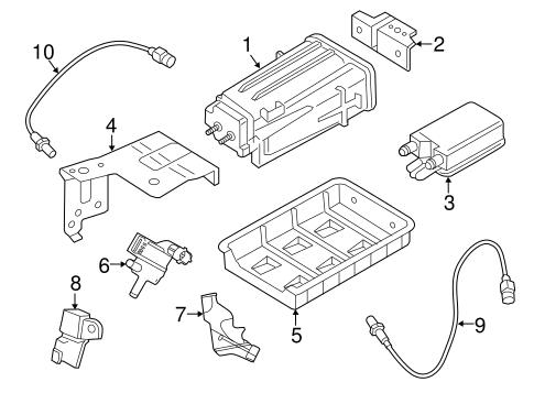 Powertrain Control Parts