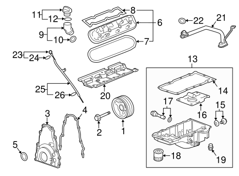 Viewtopic besides Chevy 4 8 Liter V8 Engine Diagram together with S10 Encoder Motor Wiring Diagram as well Spark Plug Contamination as well Engine Parts Scat. on chevy 5 3 supercharger