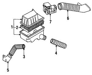 Powertrain Control For 1992 Volkswagen Cabriolet Vw Parts Vortex