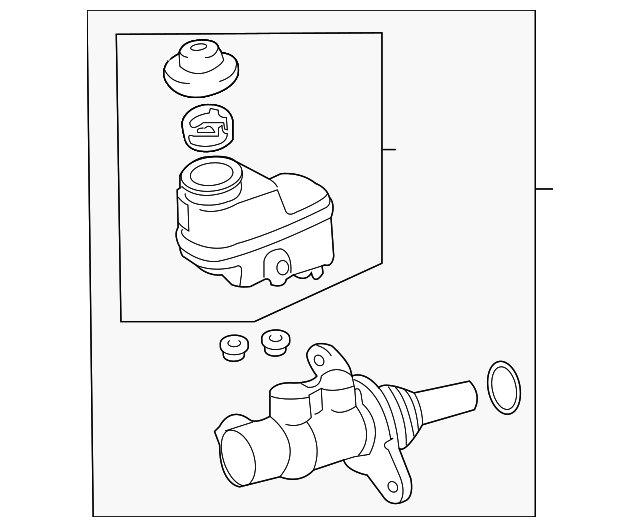 Master Cylinder Toyota 472010r082: Toyota Rav4 2013 Wiring Diagram At Hrqsolutions.co