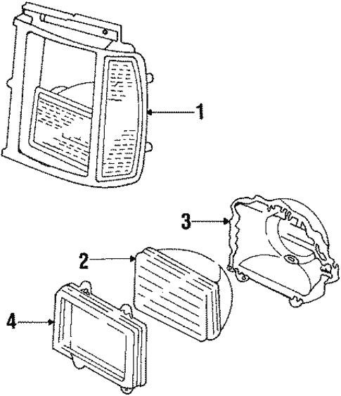 Smart Car Headlight Switch Diagram