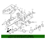 Shift Actuator - GM (26094827)