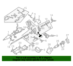 Steering Column Lock - GM (26082059)