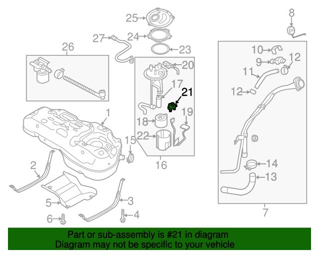 Awe Inspiring Fuel Pressure Regulator Kia 31380 3Q550 Quickparts Wiring 101 Capemaxxcnl