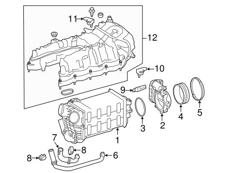 Intercooler For 2012 Mercedes Benz S 63 Amg