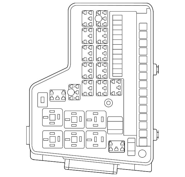 mopar distribution box 2006 dodge ram 3500 rl049891ar. Black Bedroom Furniture Sets. Home Design Ideas
