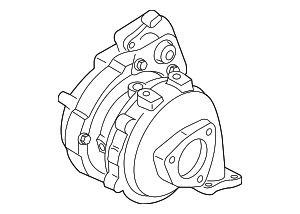 Turbocharger - Volkswagen (059-145-873-F)