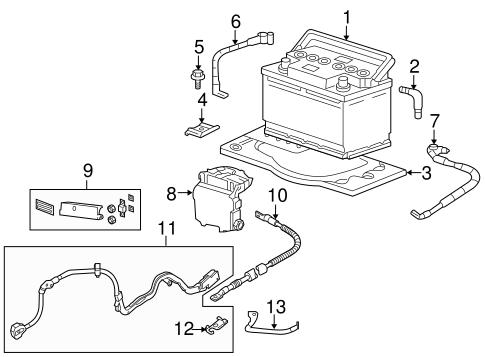 Battery For 2013 Porsche 911