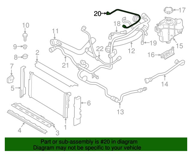 95-17 Bmw 1712765 Global Parts Distributors