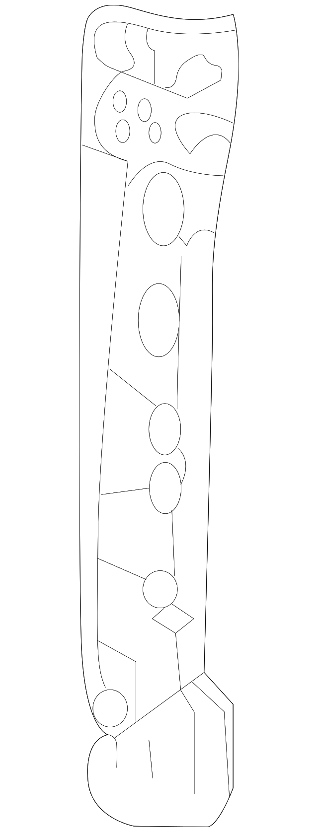 saturn vue exhaust system parts