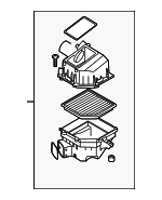 Air Cleaner Assembly - Volvo (31338027)
