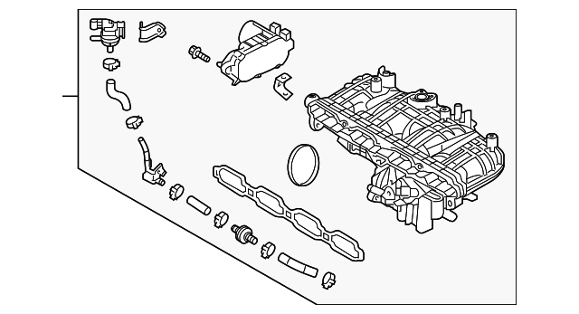 Kia Intake Manifold 283102gta1 together with Kia Horn Assy Low P 96610c5000 likewise 2010 Hyundai Sonata Parts Diagram furthermore Oil Pan Reseal Cost besides Kia Sorento 2003 Crankshaft Sensor Location. on 2017 kia sorento model
