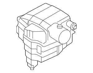 Air Cleaner Assembly - Land-Rover (PHB000476)