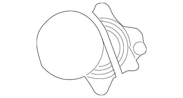 5.6L 2016-2019 Nissan Titan Tensioner pulley NV2500 NV3500 tension pulley