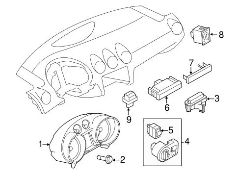 Switches For 2011 Audi Tt Quattro