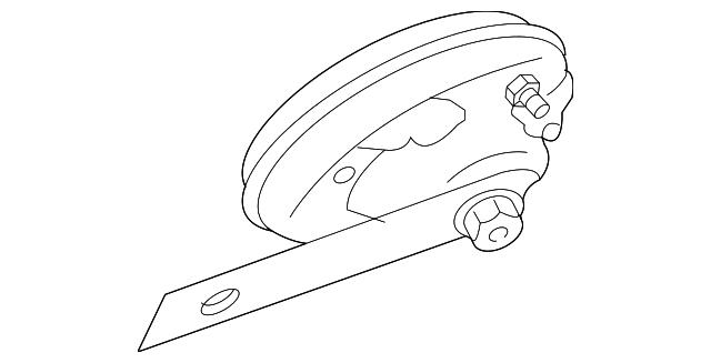 2007 2019 Mitsubishi Horn 8211a207